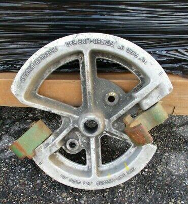 Greenlee 1818 1 14 - 1 12 Emt Bending Shoe 5018639 Free Shipping