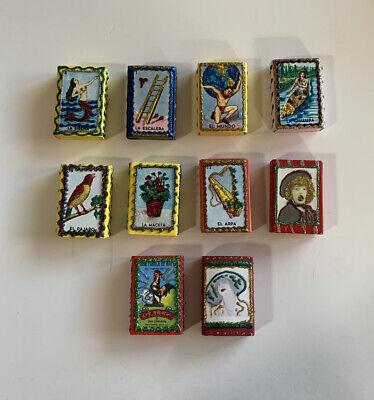 10 MatchBox Shrine For Good Luck Harmony Peace Healing Blessings Keepsake Box