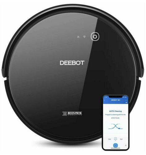 Ecovacs DEEBOT 661 Robot Vacuum Cleaner - Certified Refurbished
