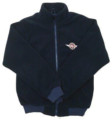 Southwest Airlines UTY Full Zipper Fleece Sweatshirt Sweater Lady's Size: Small