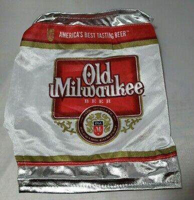 Old Milwaukee Bier Kann Hund Haustier Kostüm Neu Neuheit XS