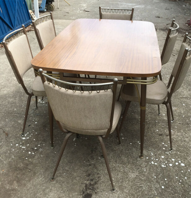 Kitchen Bench Gumtree: Dining Table Kitchen Table 1962 Namco