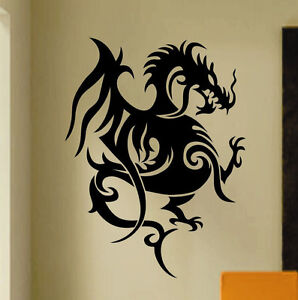 how to train your dragon large wall stickers