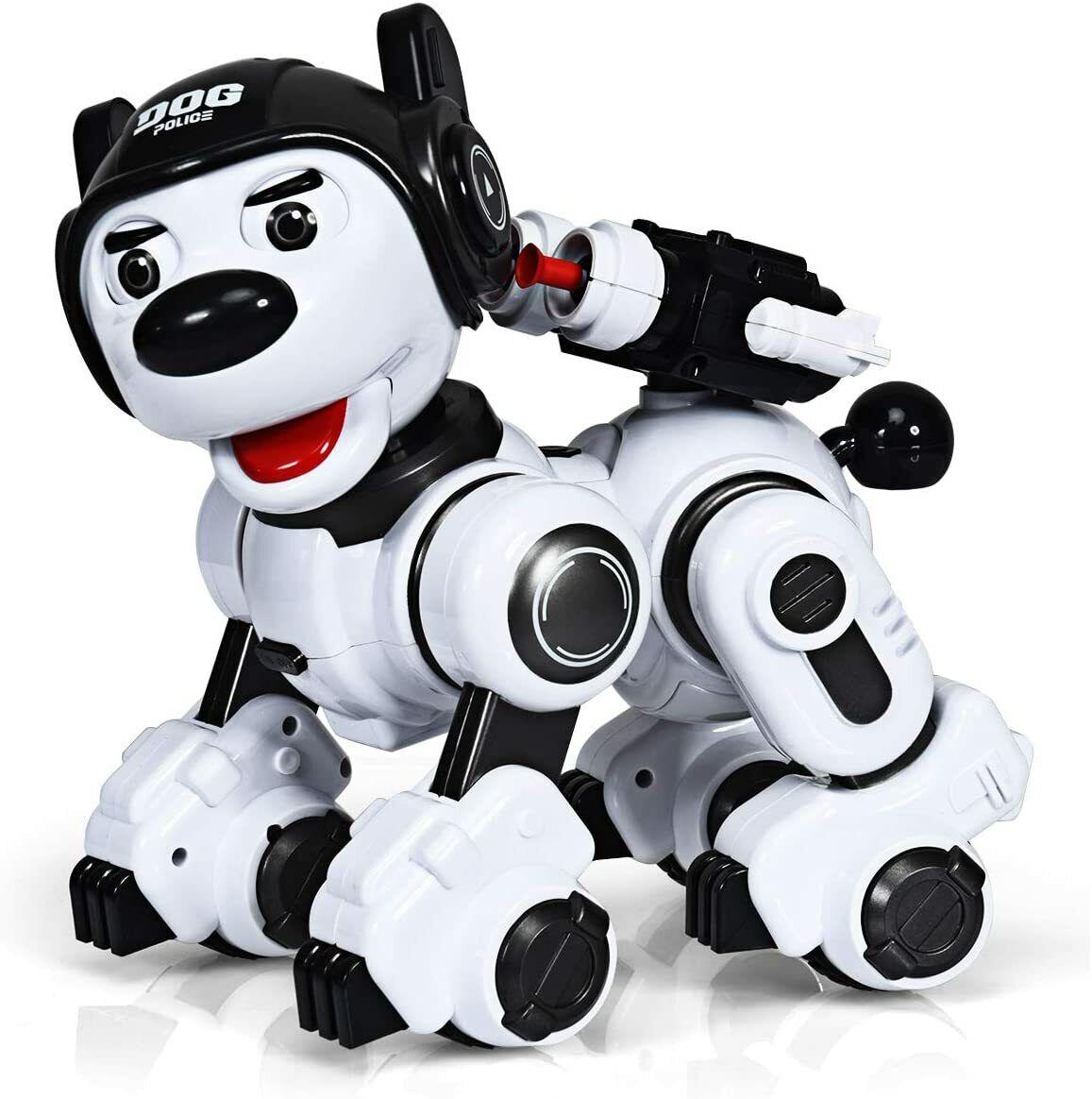 Ferngesteuerter Roboter Intelligenter Spielzeughund Lernspielzeug Roboterhund