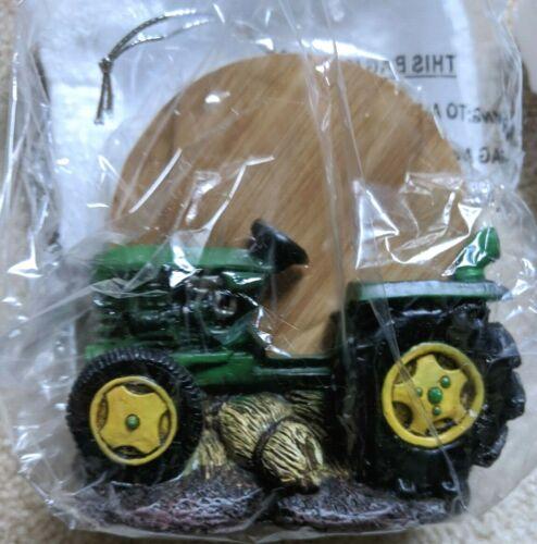 DWK Tractor Coaster Set