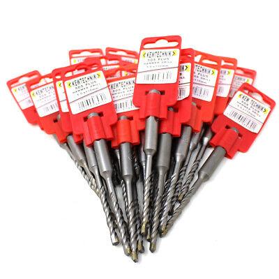 6 x 110 mm Piranha SDS Plus Masonry Drill Bit