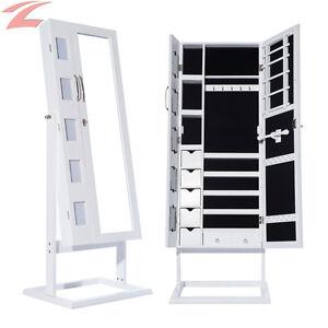 schmuckschrank spiegelschrank schmuckkasten standspiegel. Black Bedroom Furniture Sets. Home Design Ideas