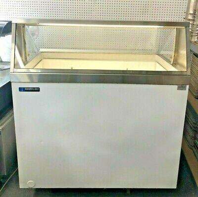 Master-bilt Dd-46 Ice Cream Dipping Cabinet 8 Flavor Classic 9.6 Cu.ft