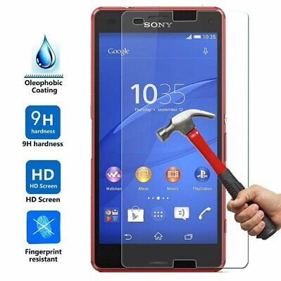 Premium Tempered Glass 9H Screen Protector Film Guard For Sony XPERIA Z3 Cell Phone Accessories
