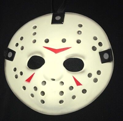 adult teen boys JASON FOAM HALLOWEEN MASK easy to wear ONE SIZE FITS MOST scary ](Easy Halloween Mask)