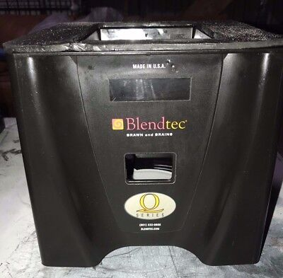 Blendtec Q-series Motor Stand 15 Amp Only   Used