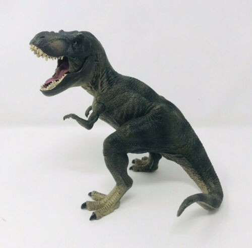 Papo Inspired Ericoo Realistic Tyrannosaurus Rex TRex Toy Figure Articulated Jaw