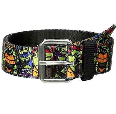 - Teenage Mutant Ninja Turtles TMNT Kids Boys' Pants Belt Buckle School Belts M/L