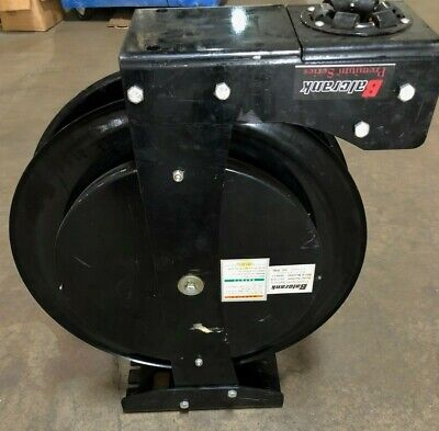 Balcrank Low Pressure Reel No Hose Air Water Coolant Waste Water Pn 2111-018