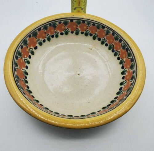 RARE Vintage URIARTE Talavera  Bowls   Pottery, Puebla Mexico 7.5