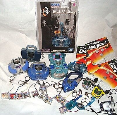 BIG LOT HIT CLIPS & PLAYERS 10 PLAYERS & 14 HIT CLIPS NSYNC SPEARS SMASH MOUTH