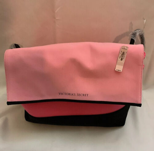 VICTORIA SECRET Insulated Crossbody Cooler Carryall Tote Bag