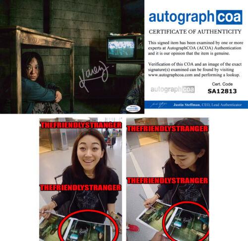 "KAREN FUKUHARA signed Autographed ""THE BOYS"" 8X10 PHOTO c EXACT PROOF Female COA"