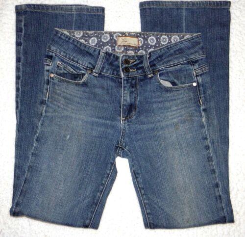 Paige Premium Denim Ladies 5 Pocket Jeans Size 27 Boot Cut