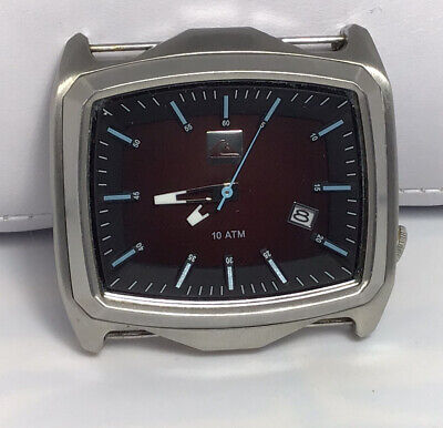 Quiksilver Drop Out Men's Watch - 10 ATM, Solid Stainless Steel