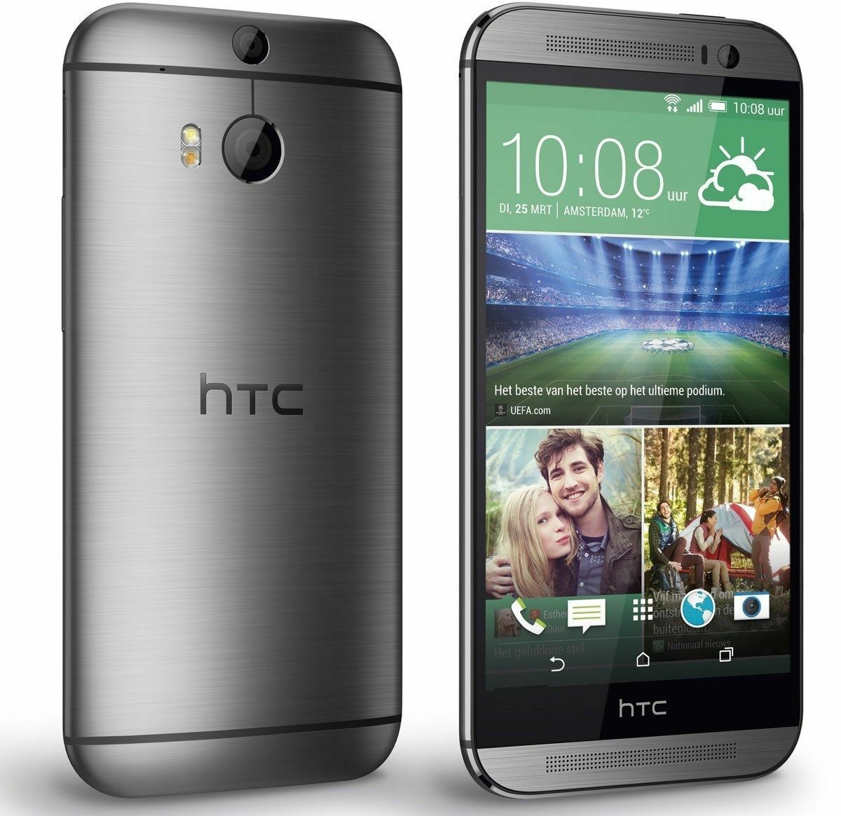 HTC One M8 32GB Gunmetal Gray AT&T Unlocked Windows ...