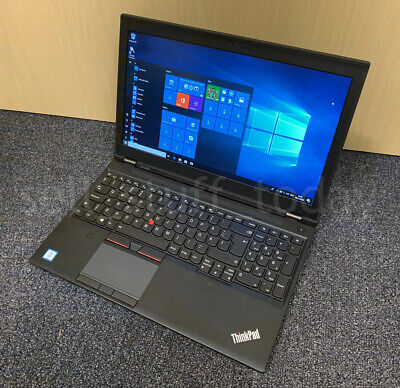 "Lenovo ThinkPad P50, i7-6820HQ, 8GB/256SSD, 15.6"" IPS FHD, Quadro M1000M -S087"