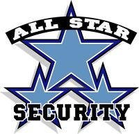 Now hiring full time security guards