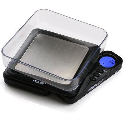 American Weigh Scales BL-1KG-BLK Blade Digital Pocket Scale, Black 1000 by 0.1 G
