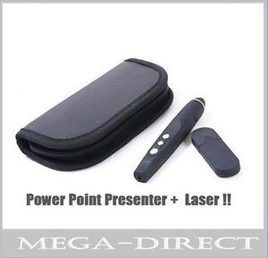 7078-Wireless-USB-Word-PowerPoint-Presenter-PPT-Teach-Red-Laser-Pointer-Pen-PC