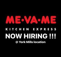Cashier/Food Runner Wanted