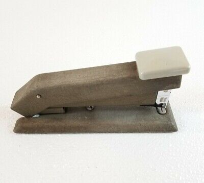 Vintage Bostitch Model B5b Desktop Stapler Made N Usa By Boston Wire Stitcher Co