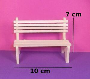 banc de jardin miniature maison de poup e vitrine meuble. Black Bedroom Furniture Sets. Home Design Ideas