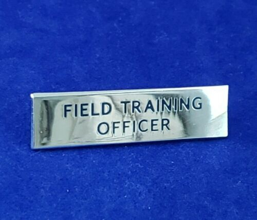FIELD TRAINING OFFICER PIN     Item #84
