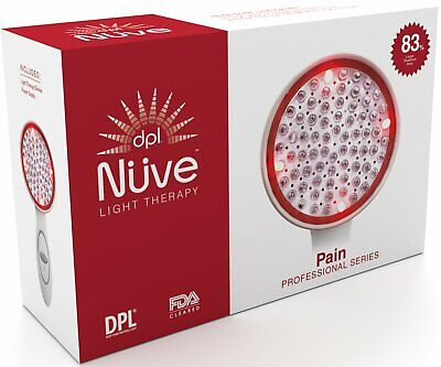 DPL Nuve Infrared Handheld Pain Relief Light Therapy Device Deep Penetrating Dpl Deep Penetrating Light