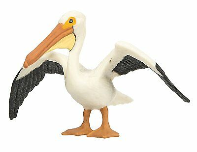 Pelican By Safari Ltd Toy Bird Sea Life
