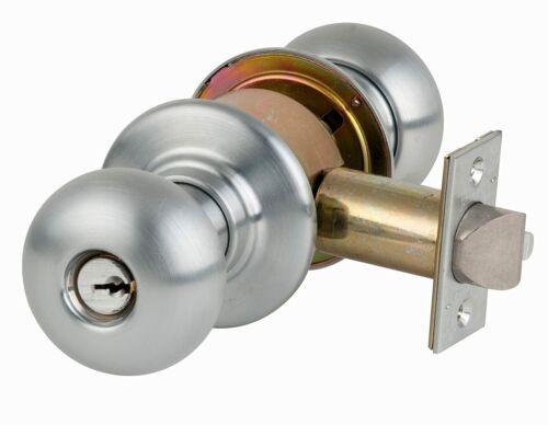 """SCHLAGE A80PD-ORB-626 2 3/4"""" BS STOREROOM FUNCNOS IN ORIG PACK """"C"""" KEYWAY KD"""