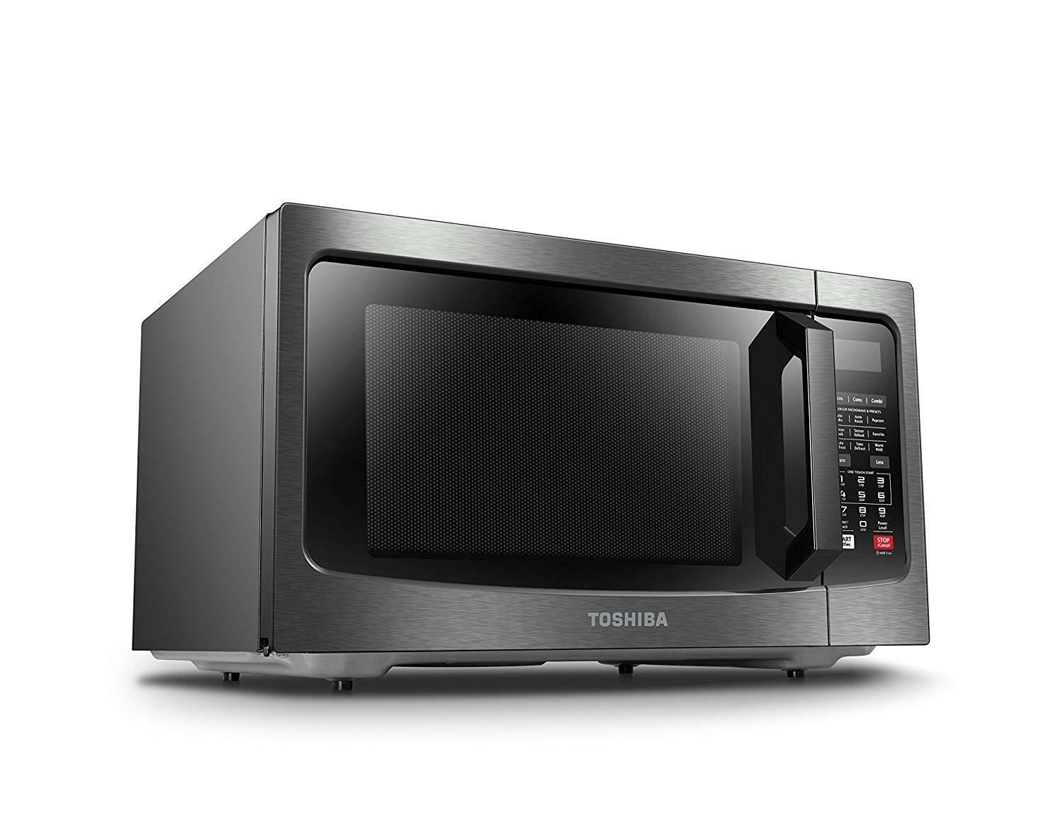Combination Convection Microwave Oven Stainless Steel Smart