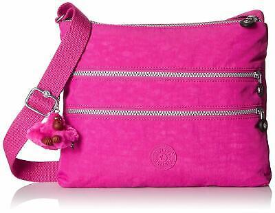 Kipling Alvar Crossbody Bag (Very Berry)