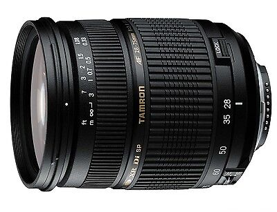 TAMRON SP AF 28-75mm F/2.8 XR Di LD Aspherical [IF] MACRO Model A09NII for Nikon