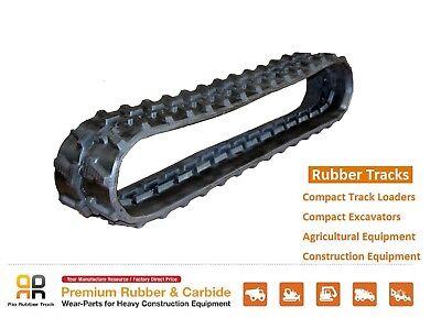 Rubber Track 230x72x43 John Deere 15 Excavator