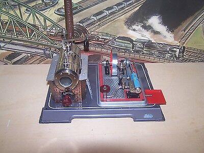 Schöne Dampfmaschinen Wilesco D16