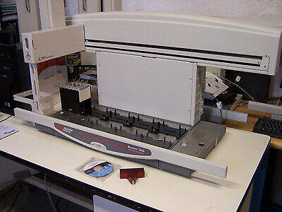 Beckman Coulter Biomek 3000 Automated Liquid Handler With 4 Tools