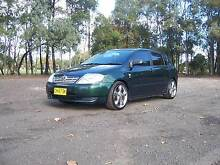 Toyota Corolla 2003 Manual Hatch 1.8Ltr $5350neg or make offer Fairfield West Fairfield Area Preview