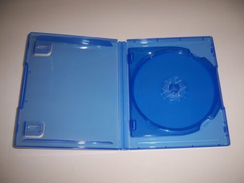 PlayStation 4 PS4 Game Case HOLDS 2 Disc Genuine Sony OEM Replacement CD DVD Box