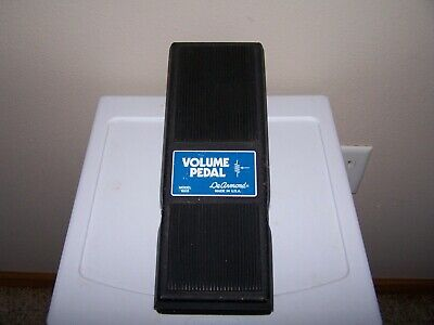 DeArmond 1602 volume pedal - tested, working. For Guitar, Bass, Keyboards etc.