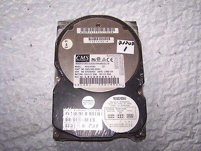 CMS Fujitsu 1.09GB Internal 5400RPM 3.5