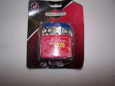 NEW 5026 BRIGGS & STRATTON AIR FILTER 396424