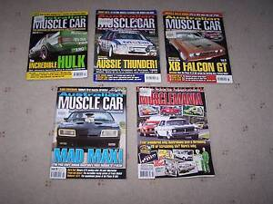 AUSTRALIAN MUSCLE CAR MAGAZINES Whyalla Norrie Whyalla Area Preview