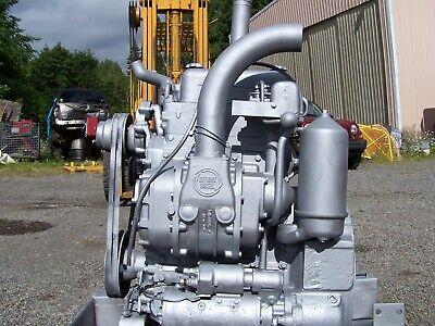 2-71 Detroit Diesel Engine