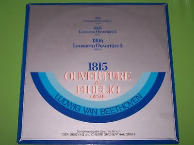 Beethoven - Maazel - Leonoren Ouvertüre - Sonderausgabe LP